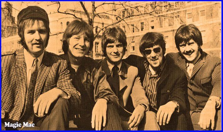 The Artwoods / Deep Purple - Trahison Génétique