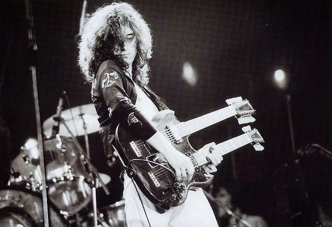 Livres - Light And Shade / Jimmy Page : Le Roi En Slip