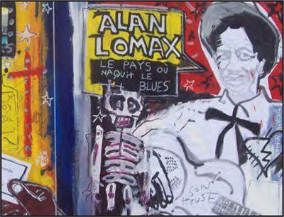 Bouquin / Alan Lomax - Le Pays Où Naquit Le Blues