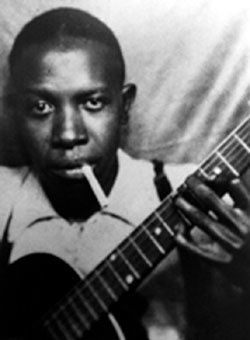 BLUES - Robert Johnson / 1911 - 1938