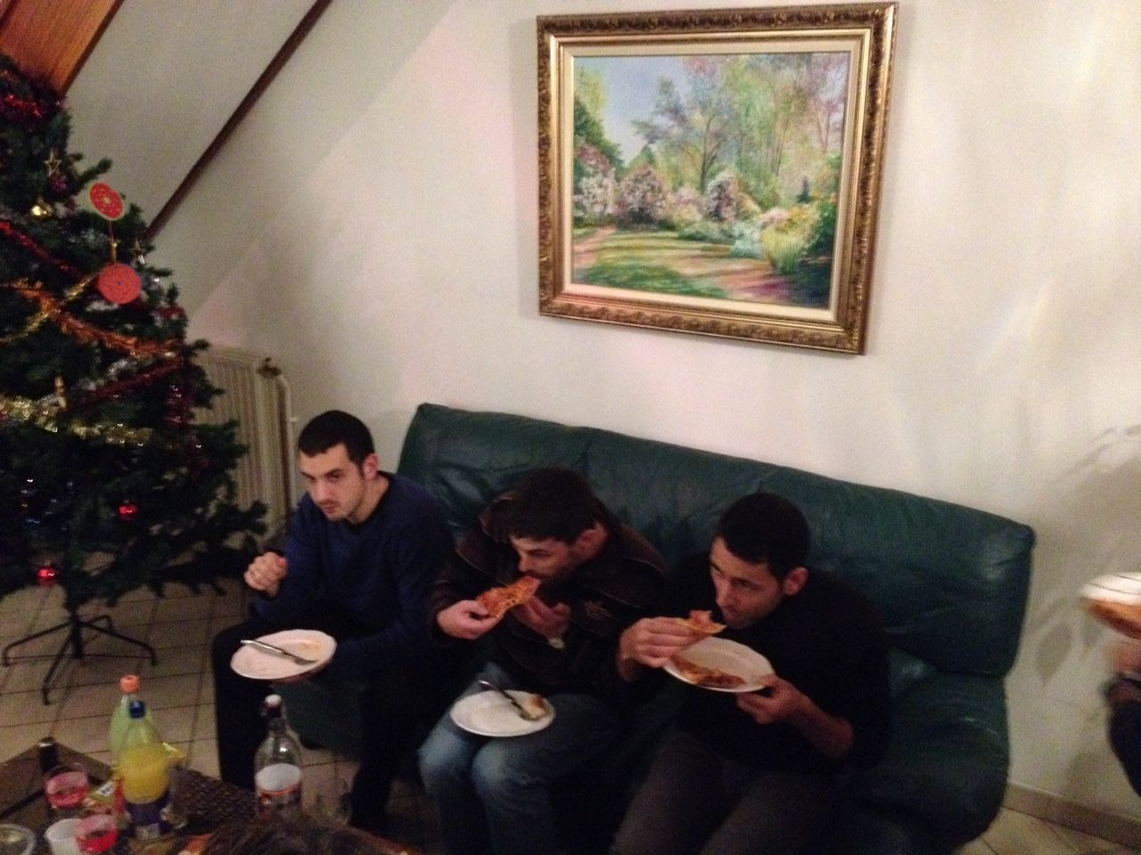 EACPizzA party !