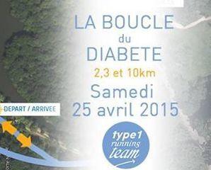Davild Limousin, à l'arrivée de l'Eco trail après 4h45 de course (mars 2014)