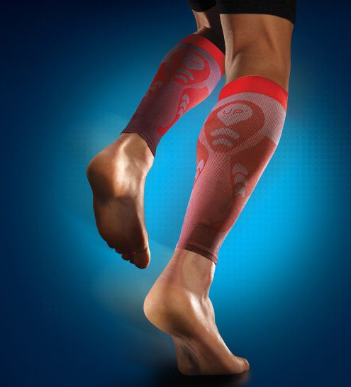 Test des manchons de compression UP de Thuasne Sport