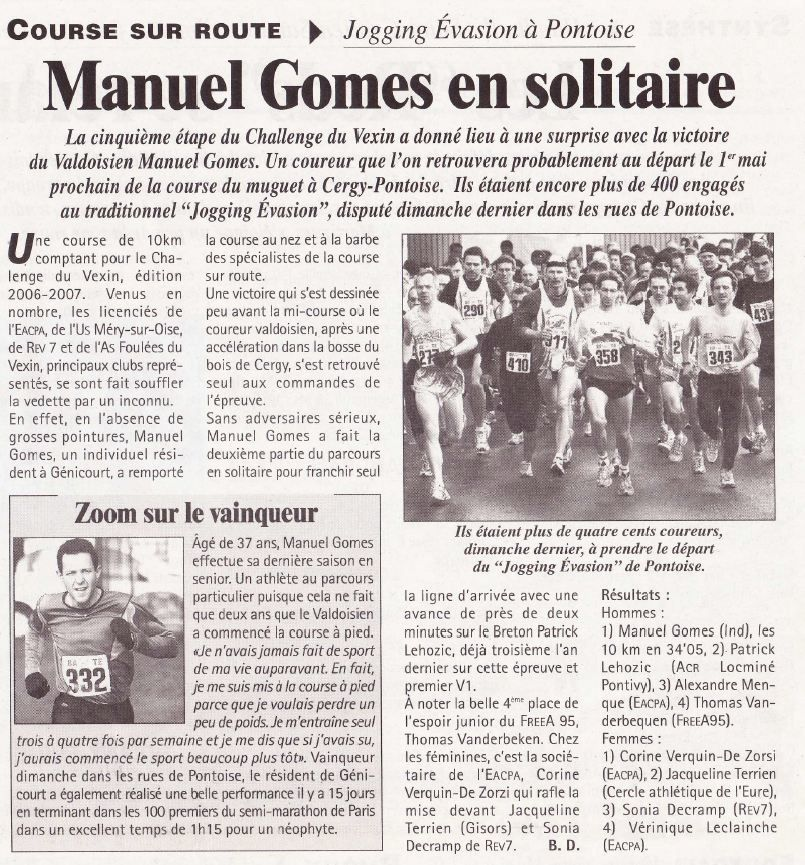 Manuel Gomes : petit mais costaud !