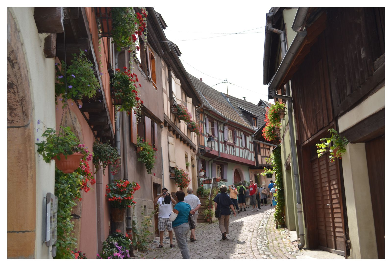 EGUISHEIM LE PLUS BEAU VILLAGE DE FRANCE 2013