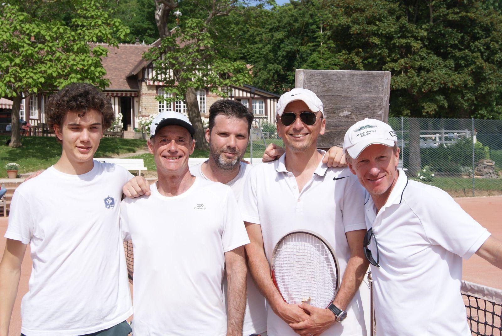 rencontres interclubs tennis