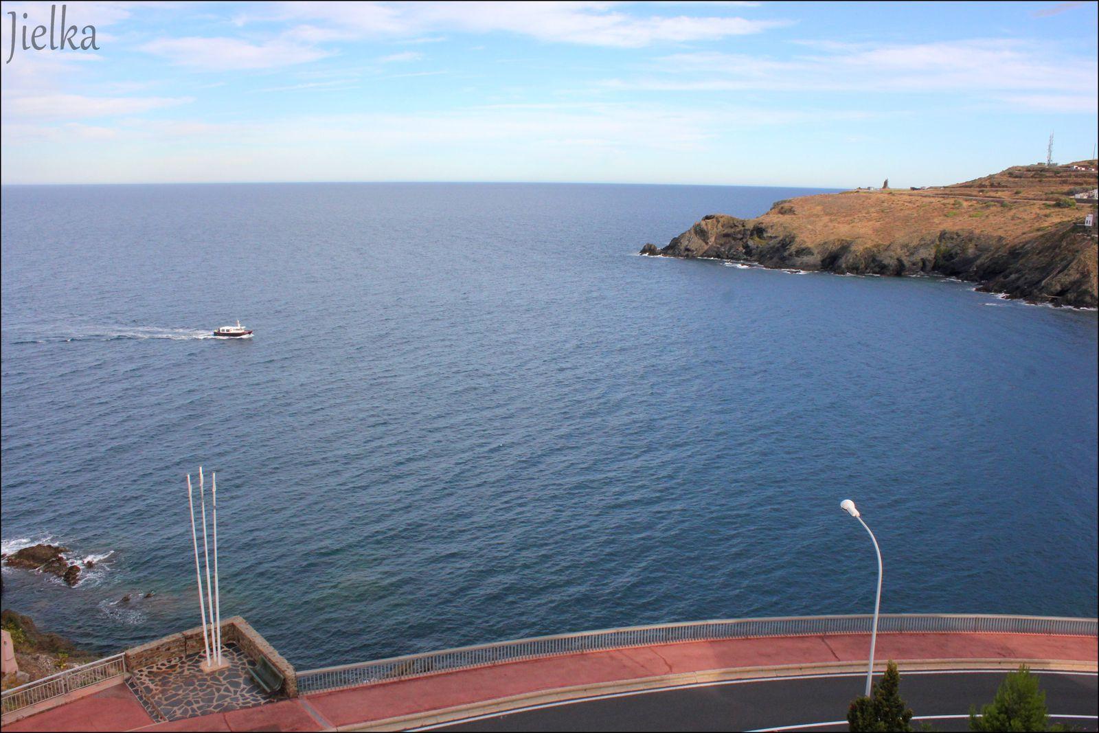 L'hôtel comptait 30 chambres avec vue sur la mer où sur les rails de la gare internationale de Cerbère.