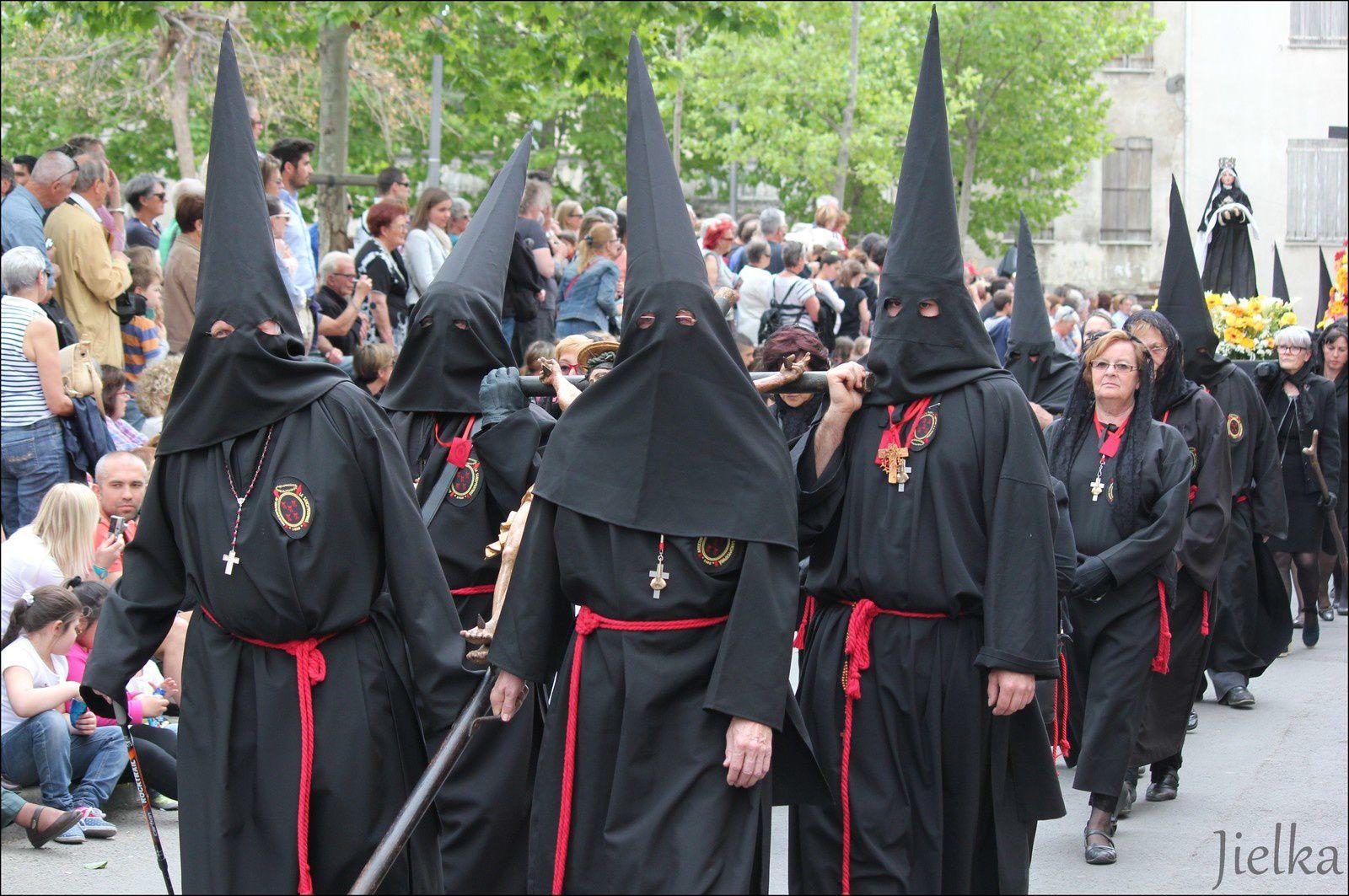 PERPIGNAN (procession de la Sanch 2014)