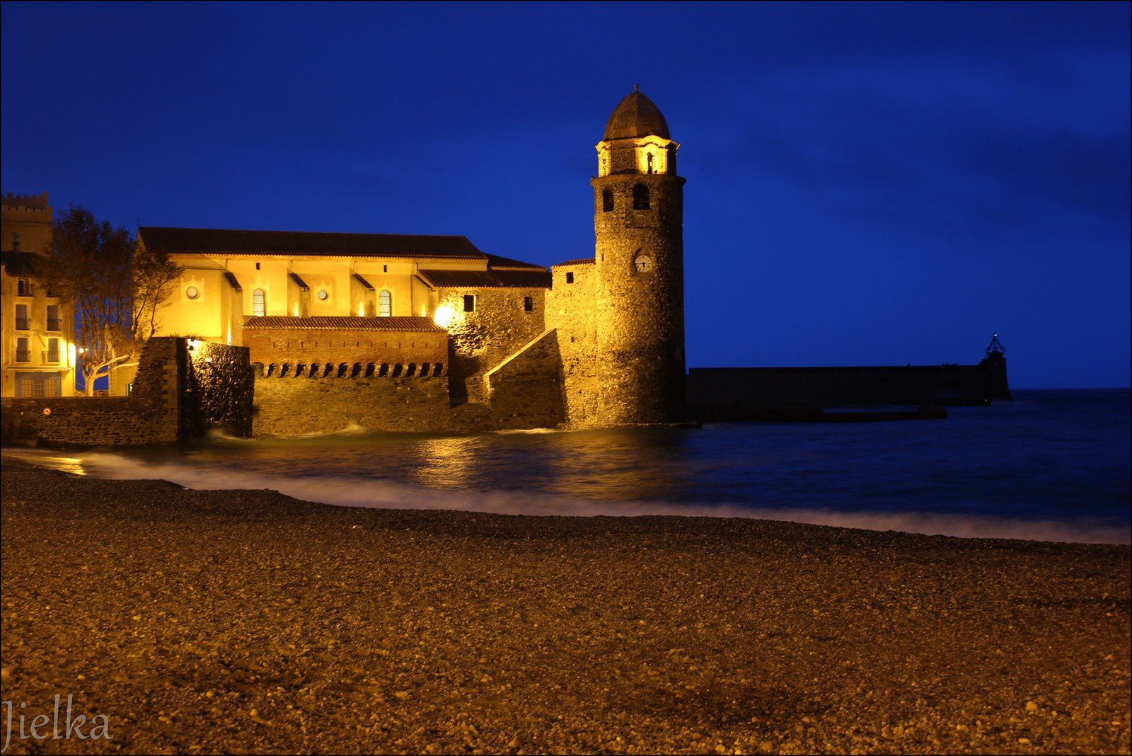 COLLIOURE, UN CLOCHER MYTHIQUE...