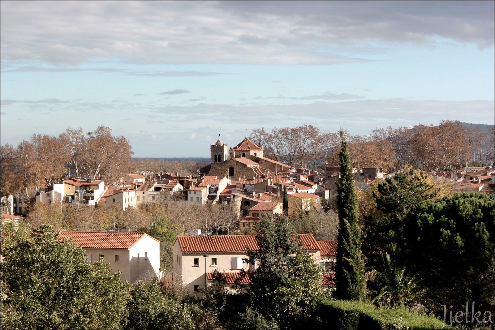 CÉRET (l'église st Pierre)
