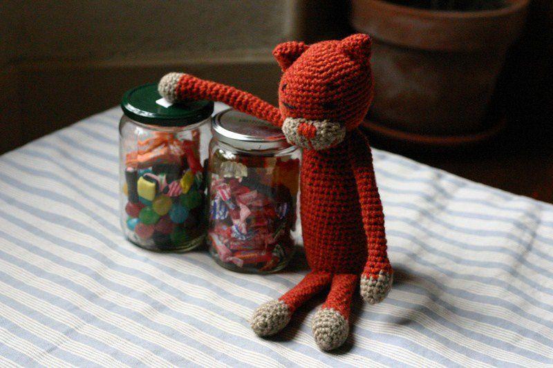Défi crochet 2013 #5 - Amineko