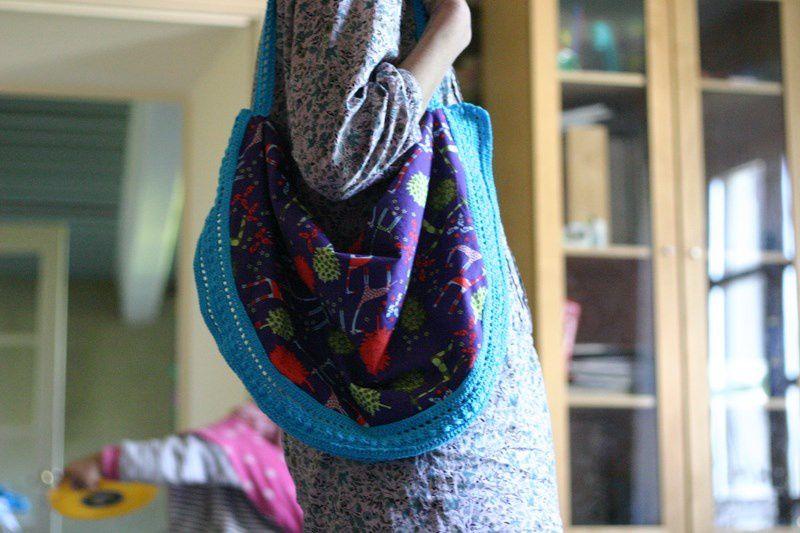 Défi crochet 2013 #6 - Projet surprise