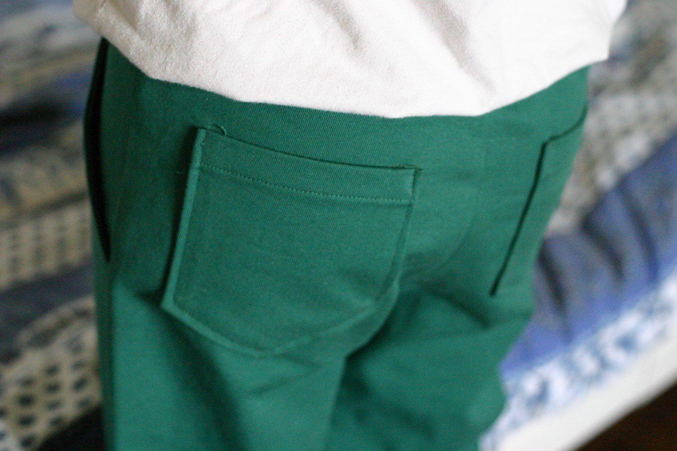C'est l'histoire d'un pantalon