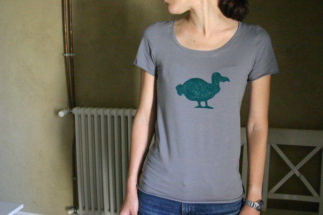 Un t-shirt home-made