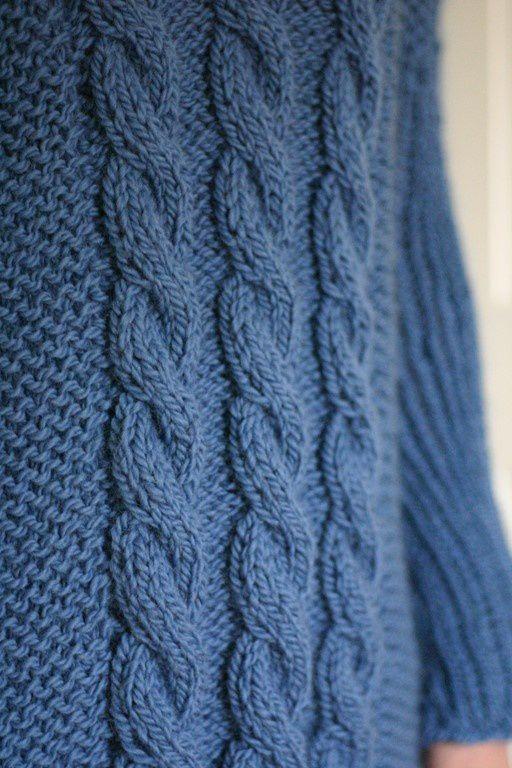 Sven ou la métamorphose du pull (tricot)