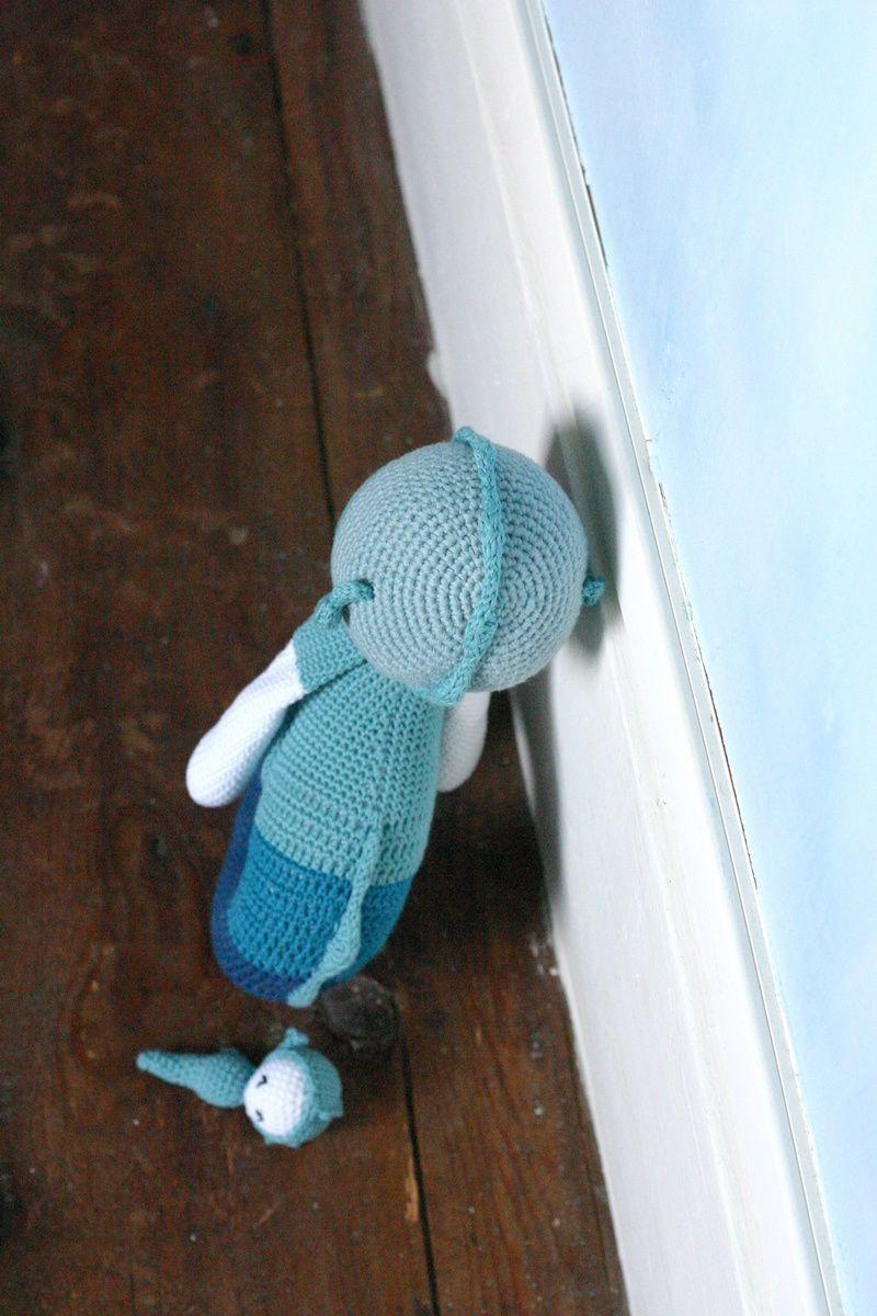 Le petit hippocampe (Crochet)
