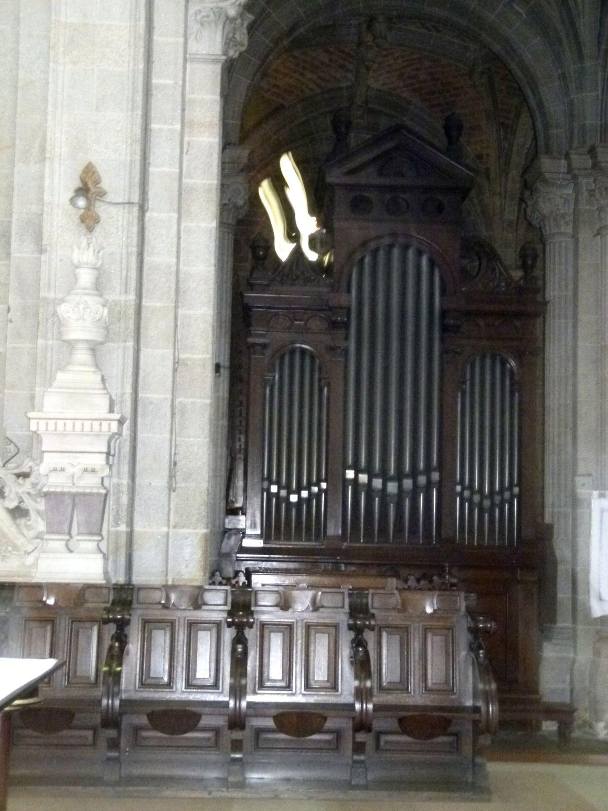 Grand Orgue Historique CAVAILLE-COLL