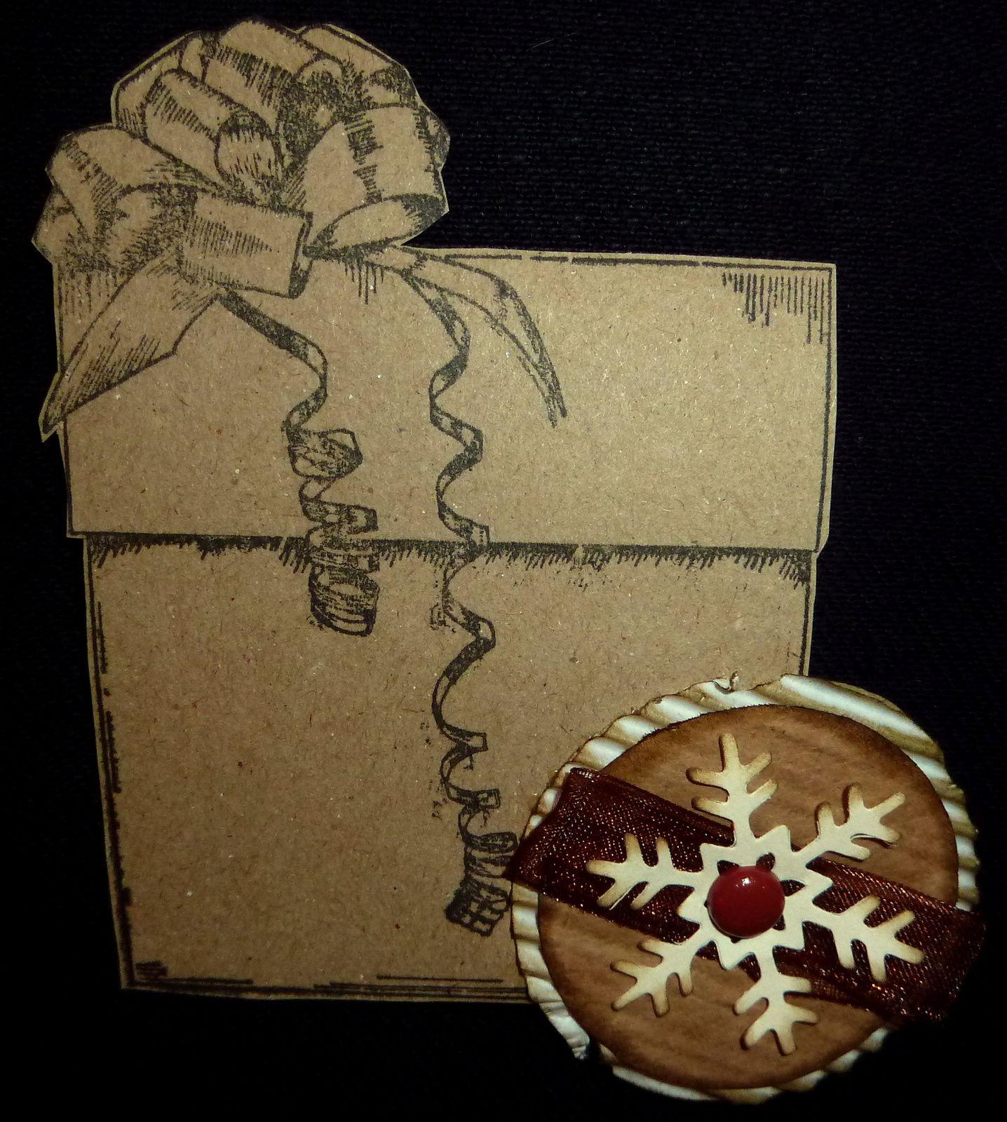 n°17 Etiquettes cadeaux