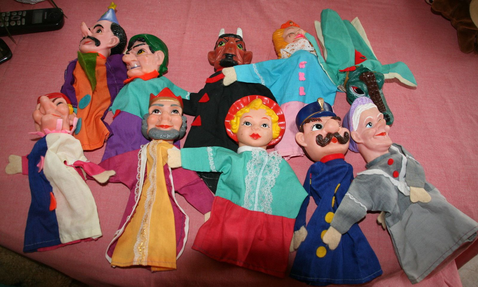 marionnettes N°2