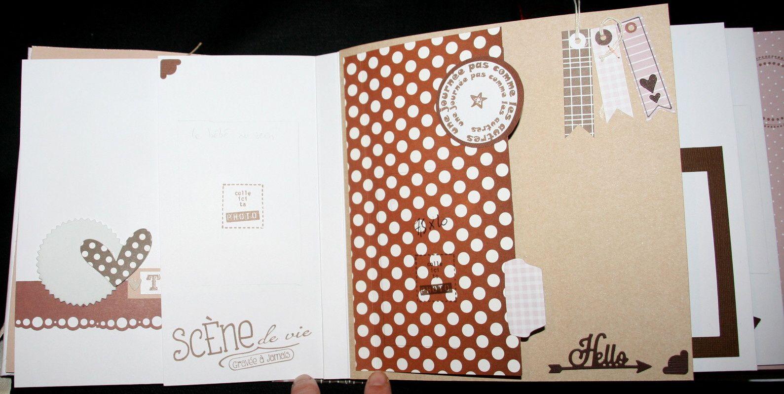 album de naissance pour Edwige