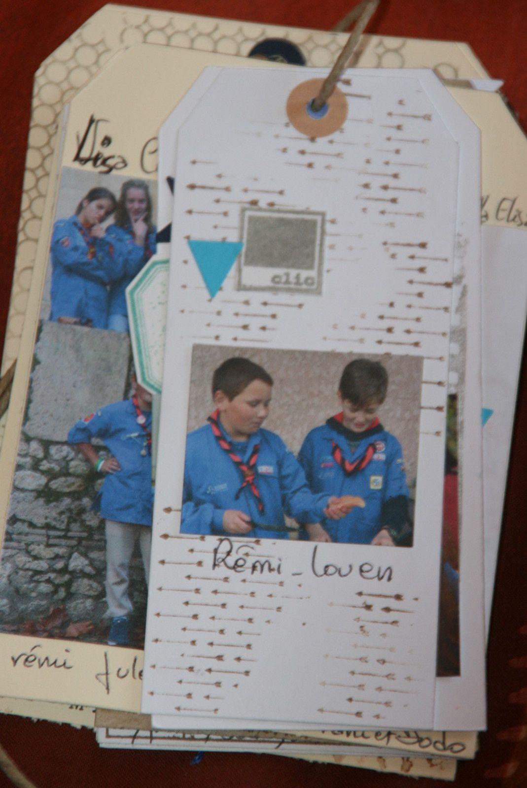 Album des scouts et guide de France 2017