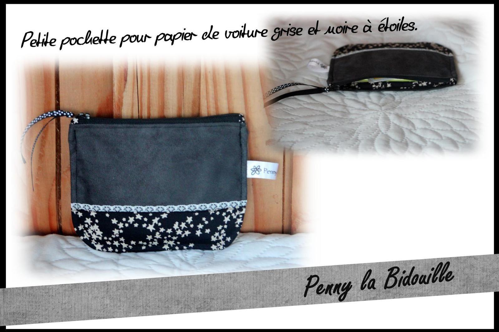 pochette id al pour son sac main le blog de penny la bidouille. Black Bedroom Furniture Sets. Home Design Ideas