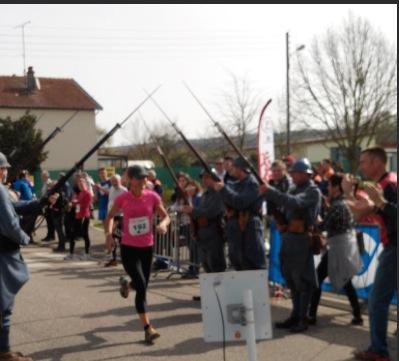 30-03-2014 Trail des Tranchées - Verdun