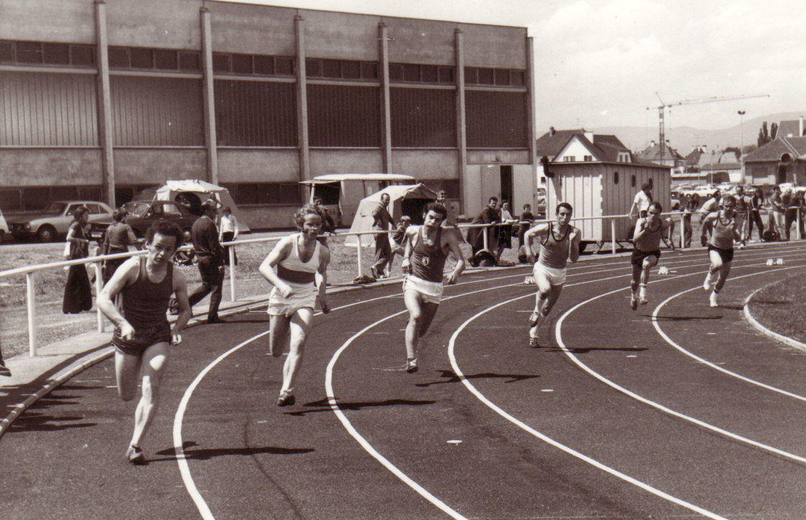 Association des Cheminots de Strasbourg Période 1966-1976