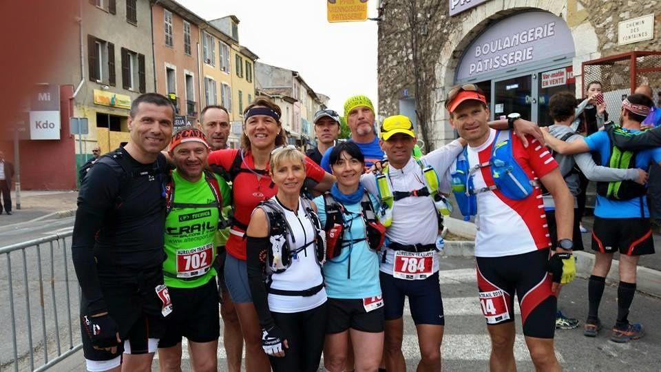 03-05-2015 Aurélien Trail - Saint Maximin