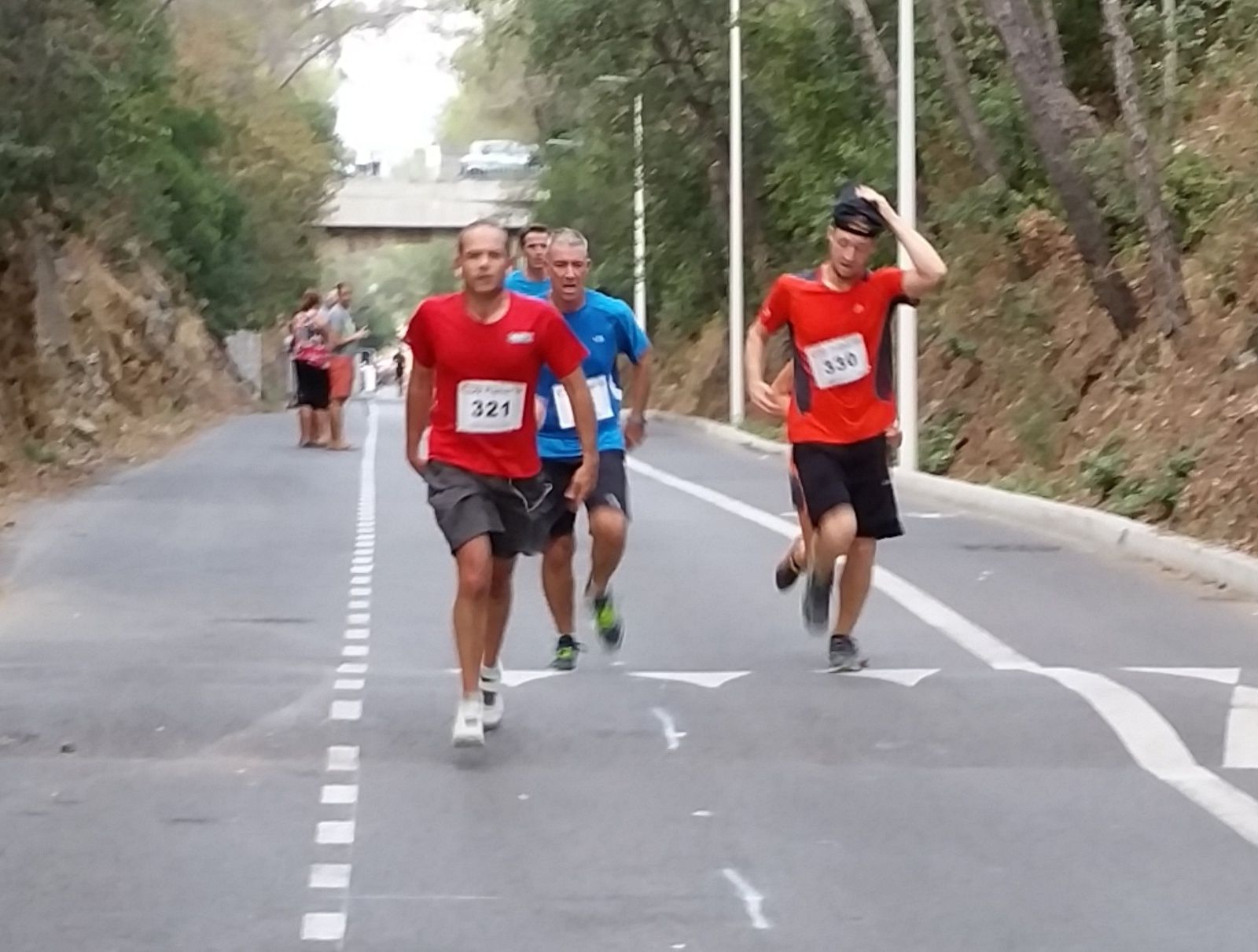 12-09-2015 Les Dix kilomelettes de Saint Aygulf