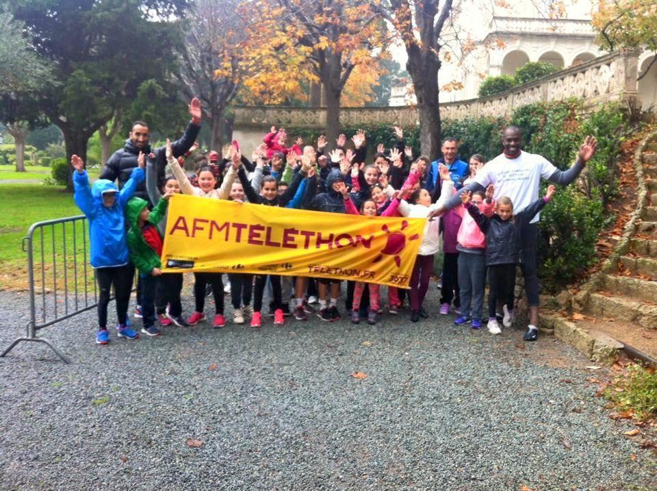 05-12-2015 TELETHON - La Solidarité de l'AMSLF