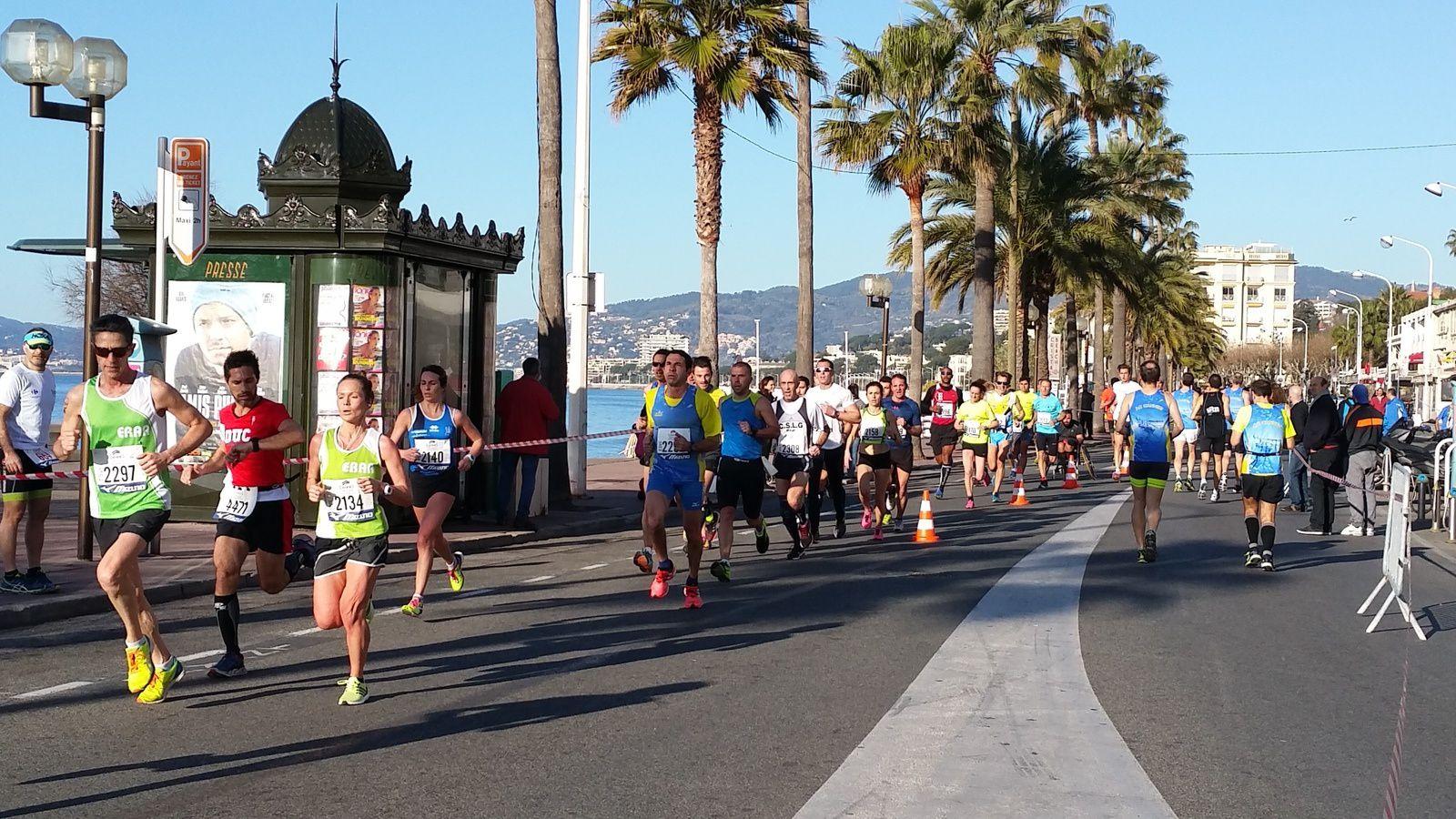 10 et Semi de Cannes - Tout en Vrac