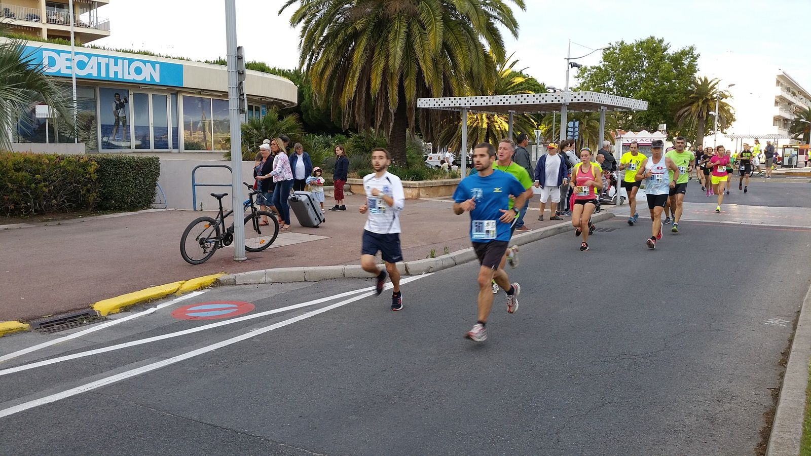 18-06-2016 FREJUS - 10 km