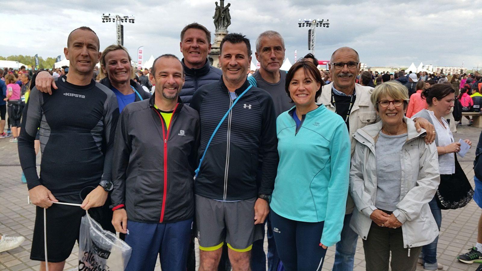 15-04-2017 Marathon et Semi de BORDEAUX