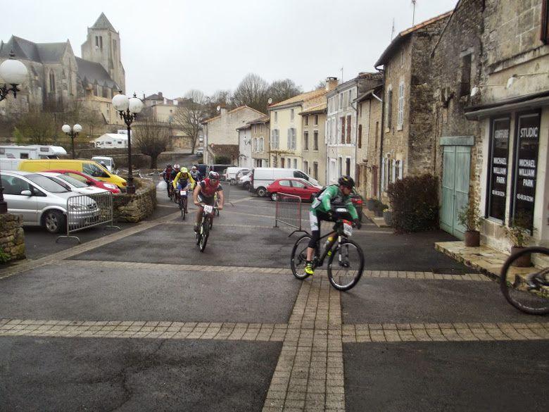 PHOTOS 29 mars à Celles sur Belle / TROPHÉE REGIONAL VTT