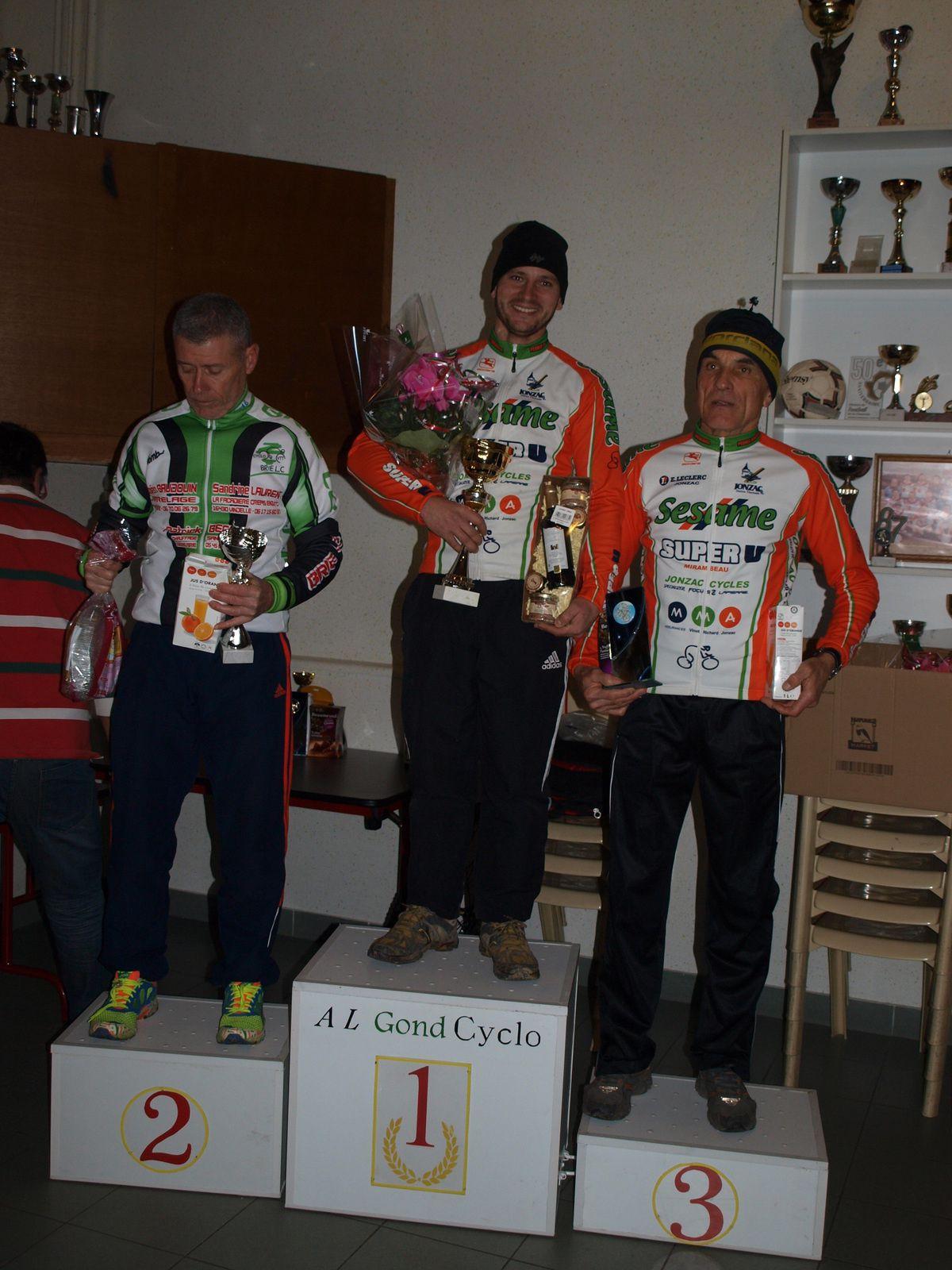 PHOTOS CYCLO CROSS : LE BREUIL ( 29-12-13)
