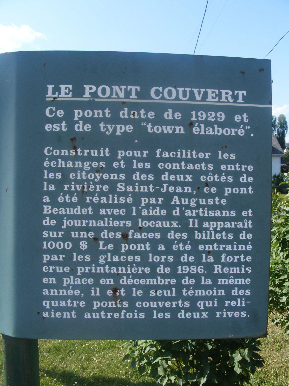 Le magnifique village de L'Anse-Saint-Jean