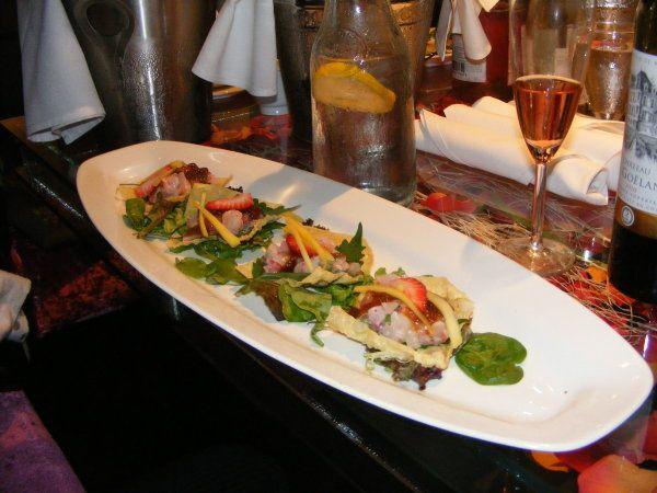 Le restaurant Kyomi, à LaSalle