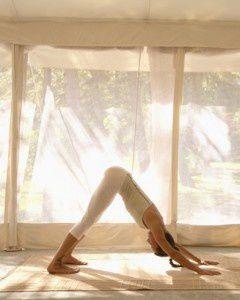 Une matinée de yoga à Coudekerque-Village