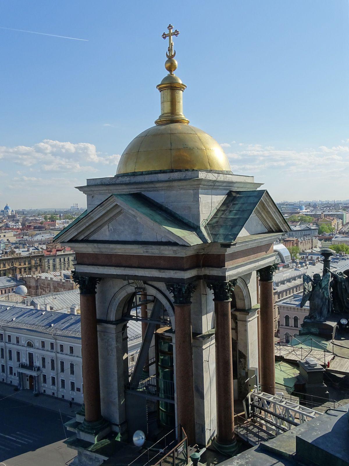 Voyage en Russie - Saint Petersbourg