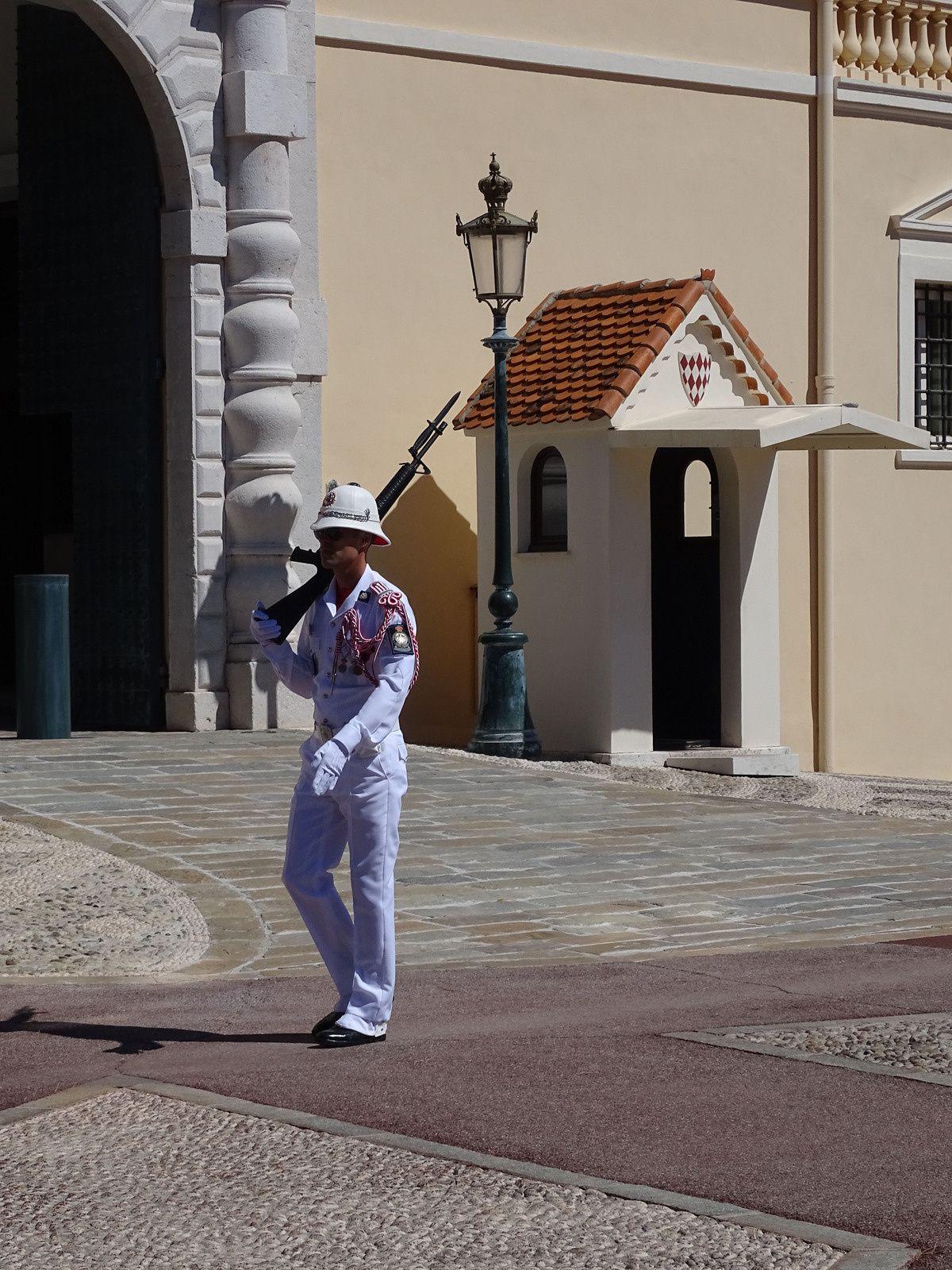 Retour (3) Monaco et Eze