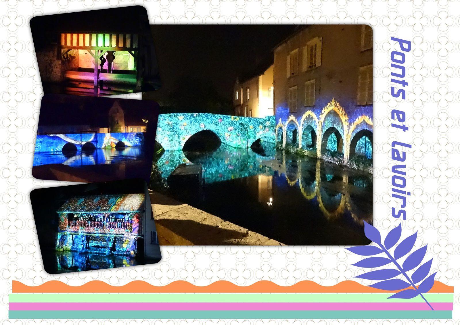 Chartres en soirée