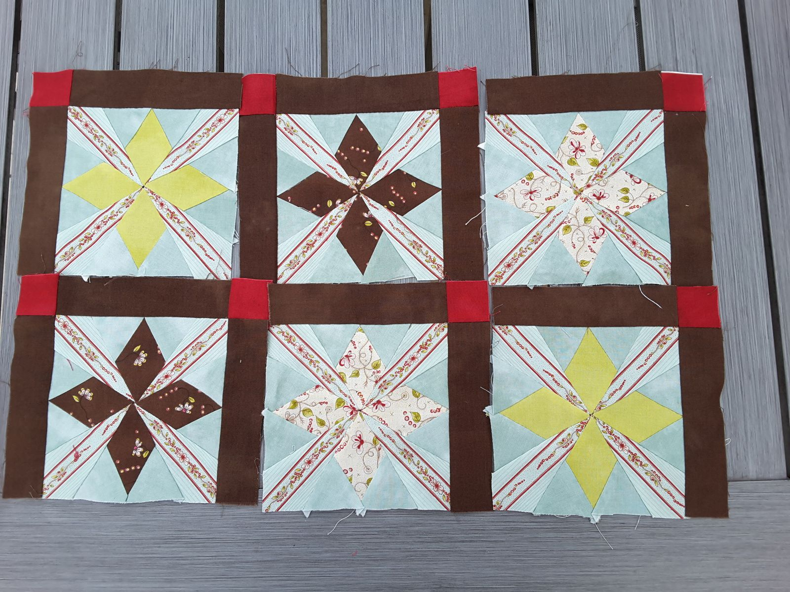 Patchwork (fil rouge) 2