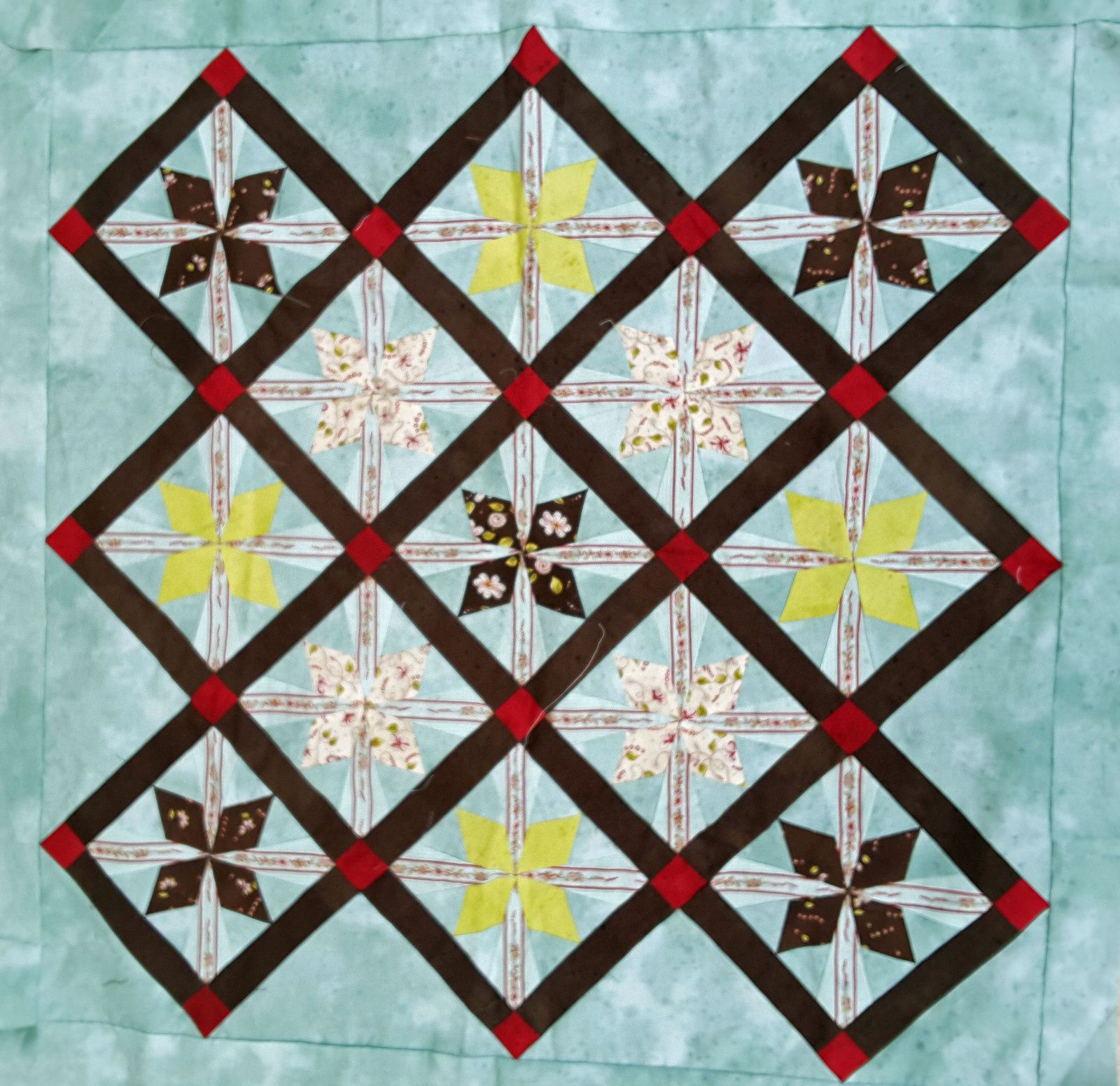 Patchwork (fil rouge) 4