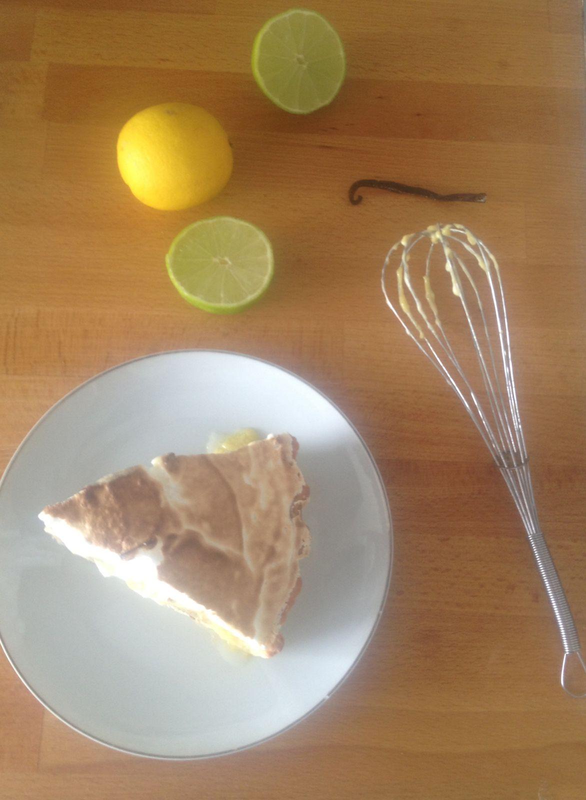 tarte au citron &quot&#x3B;sensation&quot&#x3B;