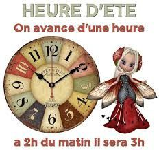 Heure exquise ...