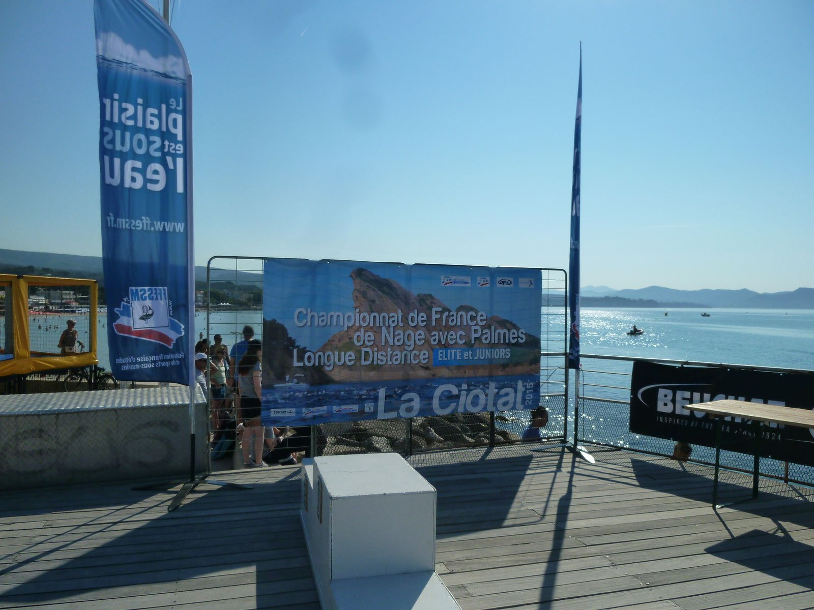 Les photos du champ F LD de La Ciotat By Julie Mathis sont en ligne