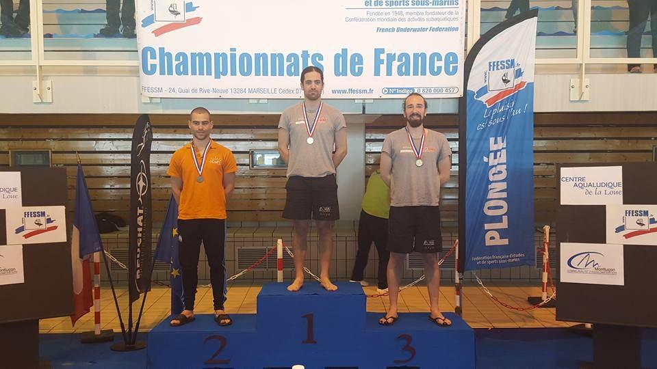 Dernier bilan et podiums du 1er Champ F piscine Maîtres et meeting