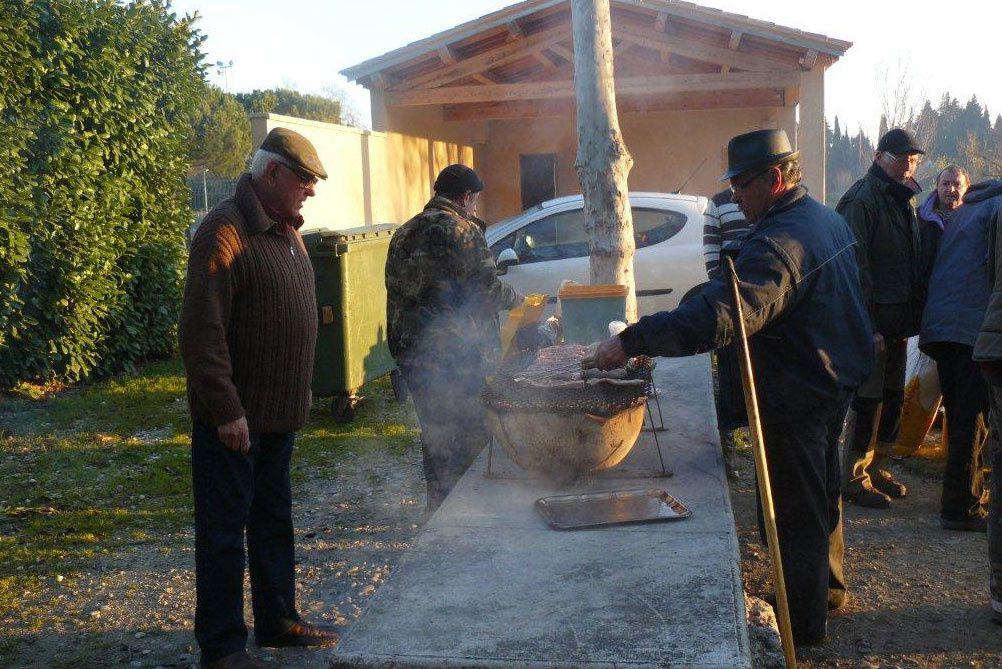 Cabannes: ouverture de la pêche!