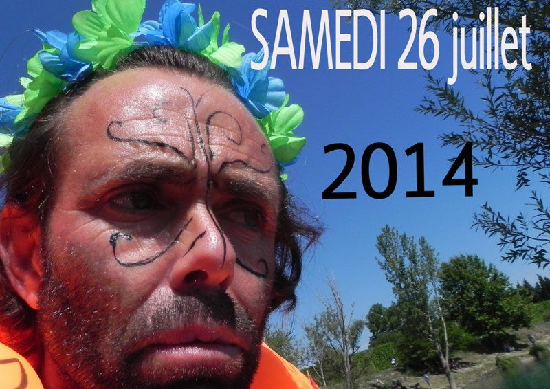 Madeleine 2014...en direct du port de Cabannes